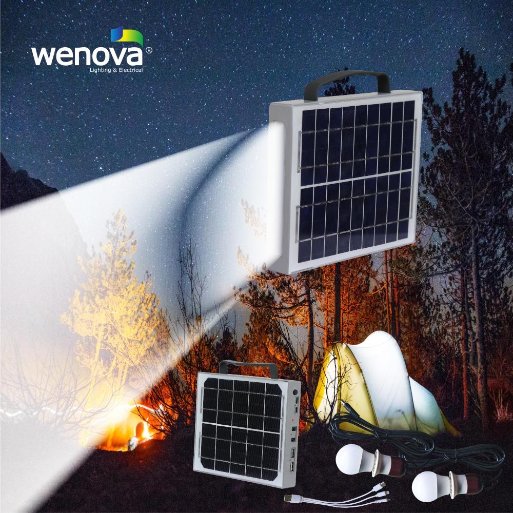手持式太陽能應急燈